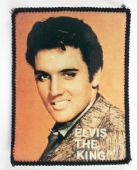 Elvis Presley - 'The King' Photo Patch